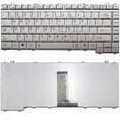 New US Layout Silver Keyboard for Toshiba Satellite L323 L331 L332 L450 L455 L510 L515 M200 M202