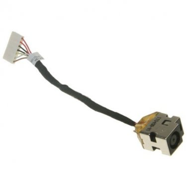 New DC Power Jack Cable Harness for HP Pavilion G6 G6-1000 series P/N 6017B0295401