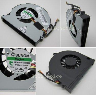 New CPU Fan For Toshiba Satellite P775 Laptop (4-PIN) MF6009V1-C262-S99 DC28000CCS0
