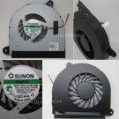 CPU Cooling Fan For Dell Inspiron 17R 5720 7720 3760 Laptop MF75120V1-C100-G99 4BR09FAWI20 0D0D6C