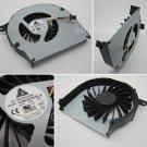 New HP G62 and Compaq CQ62 CPU Cooling Fan KSB0505HA-A 9K62 606013-001 612354-001
