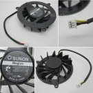 New CPU Cooling Fan For Acer Aspire 1670 Series Laptop  (3-PIN) GC055515VH-A B2812.13.V1.F.GN