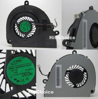 New ADDA CPU Cooling Fan (3-PIN DC 5V 0.45A) DC280009KA0 AB09005HX10G300 0P5WE0