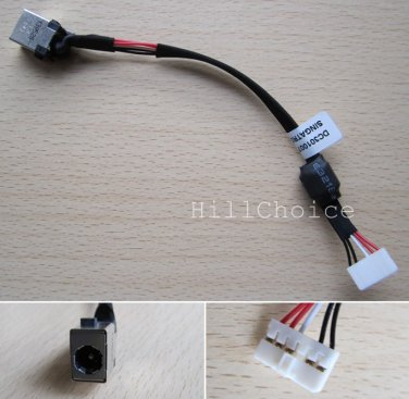 Brand New DC Power Jack with Cable for Acer Aspire 5534 5538 Laptop DC301007Y00 PJ111