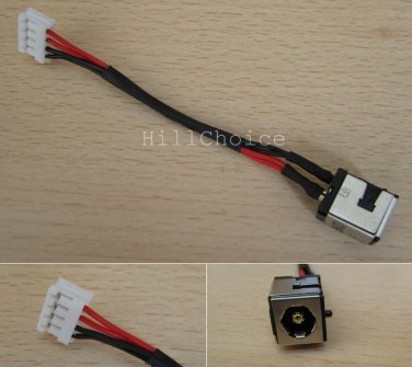 Brand New DC Power Jack for DC Power Jack with Cable for Asus K50 P50 Laptop PJ246