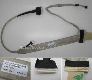 New LCD Screen Cable For Toshiba Satellite L500 L500D L505 L505D Laptop P/N: DC02000S800