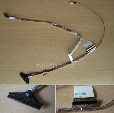 LCD Video Screen Cable For HP Pavilion DM4 DM4-1000 Series Laptop P/N: 6017B0277701