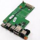 Dell F171C DC Power Jack Audio USB Board 48.4X809.011 for Latitude E5500