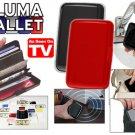 100% New Aluma Wallet (Aluminum) Credit Card and Money Holder