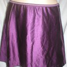 Ralph Lauren Purple Swimsuit Coverup Skirt S NWT