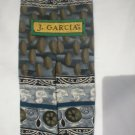 J. Garcia Grateful Dead Blue Print Silk Men's Business Tie