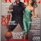 Vogue Magazine April 2008 Gisele Bundchen & LeBron James