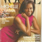 Vogue Magazine March 2009 Michelle Obama NEW
