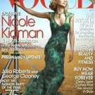 Vogue Magazine July 2008 Nicole Kidman NEW
