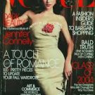 Vogue Magazine November 2004 Jennifer Connelly