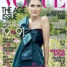 Vogue Magazine August 2007 Winona Ryder