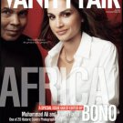 Vanity Fair Magazine July 2007 Ali/Queen Rania Africa Issue