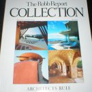 Robb Report Collection Magazine May 2002 Architects Rule
