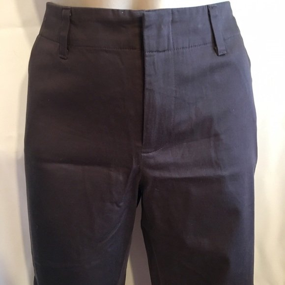 Banana Republic Martin Brown Cotton Capri Pants 2