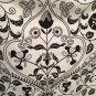Ann Taylor Black & White Floral Print Skirt 4