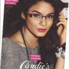 Magazine Paper Print Ad With Vanessa Hudgens For Candie's Eyewear