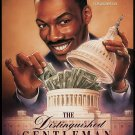 Magazine Paper Print Ad With Eddie Murphy For 1992 The Distinguished Gentleman Movie Promo