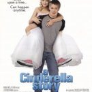 Magazine Paper Print Ad For A Cinderella Story Movie Promo