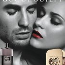 Magazine Paper Print Ad With Evan Rachel Wood For Gucci Guilty Fragrances
