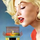 Magazine Paper Print Ad With Gwen Stefani For L.A.M.B. Fragrance SCENTED