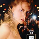 Magazine Paper Print Ad With Nicole Kidman For 2004 Chanel No 5