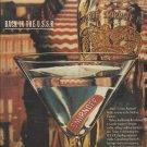 Magazine Paper Print Ad For 1989 Smirnoff Vodka: Back In The U.S.S.R.
