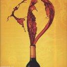 Magazine Paper Print Ad For 2013 Campo Viejo Rioja Tempranillo Wines