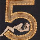 Magazine Paper Print Ad With Gisele Bundchen For 2014 Chanel No 5 Perfume