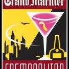 Magazine Paper Print Ad For 1999 Grand Marnier Cosmopolitan