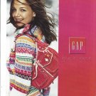 Magazine Paper Print Ad With Katie Holmes For Gap Fashions