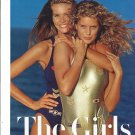 """Magazine Article Set: """"The Girls of Winter"""" Swimsuit Article & Photos"""