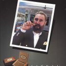 Magazine Paper Print Ad Set With Fidel Castro For Astral Cigars