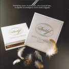 Magazine Paper Print Ad For Davidoff Mini Cigarillos: Good Life