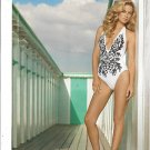 Magazine Paper Print Ad Set With Carolyn Murphy For Jantzen Swimwear #2
