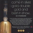 Magazine Paper Print Ad For Milagro Tequila: Rating Scene