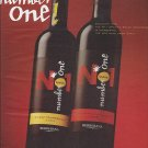 Magazine Paper Print Ad For Berberana Number One Terpranillo Wines