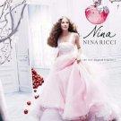 Magazine Paper Print Ad For 2007 Nina Ricci Fragrance