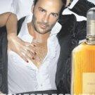 Magazine Paper Print Ad For 2007 Tom Ford Fragrance For Men