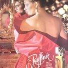 Magazine Paper Print Ad For Houbigant Raffinee Perfume Fragrance