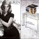 Magazine Paper Print Ad With Laetitia Casta For Ralph Lauren Notorious Fragrance