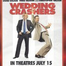 Magazine Paper Print Ad With Vince Vaughn & Owen WIlson For Wedding Crashers Movie Promo