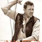 Magazine Paper Print Ad With Edward Burns For 2006 Nautica Fashions
