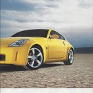Magazine Paper Print Ad For 2005 Yellow Nissan Z Cars