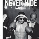 Magazine Paper Print Ad For 2008 Ray Ban Sunglasses Boxer Scene