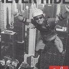 Magazine Paper Print Ad For 2007 Ray Ban Sunglasses Base Jumper Scene